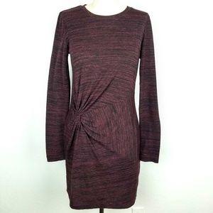 Fabletics Twist Knot Space Dye Brooke Dress